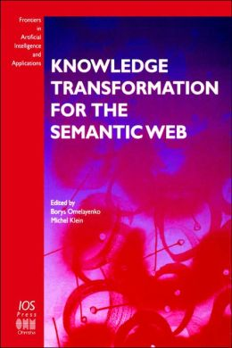 Knowledge Transformation for the Semantic Web