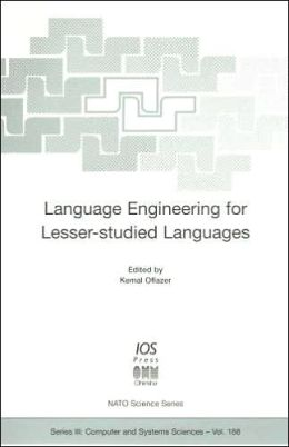 Language Engineering of Lesser-Studied Languages