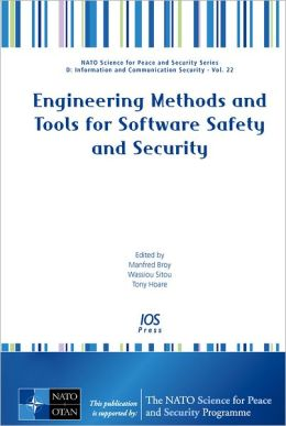 Engineering Methods and Tools for Software Safety and Security