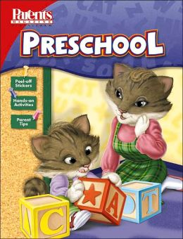 Preschool Deluxe Workbooks