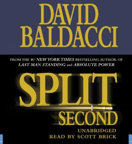 Split Second (Sean King and Michelle Maxwell Series #1)