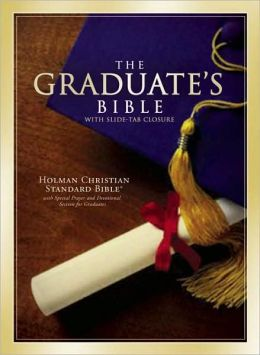 HCSB Graduate's Bible, Burgundy Bonded Leather