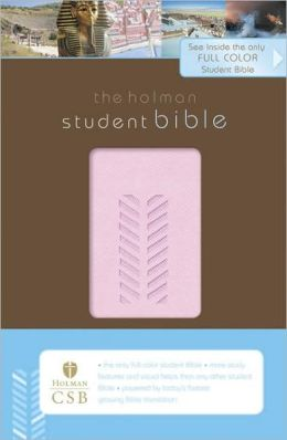The HCSB Student Bible, Pink