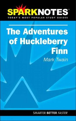 Adventures of Huckleberry Finn (SparkNotes Literature Guide)