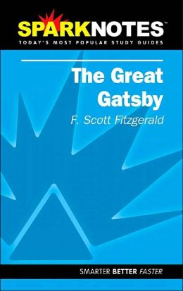 The Great Gatsby (SparkNotes Literature Guide Series)