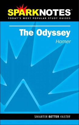 The Odyssey (SparkNotes Literature Guide Series)