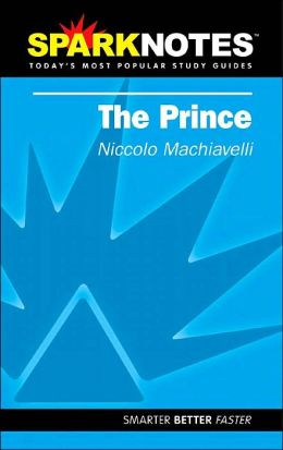 Prince (SparkNotes Literature Guide)
