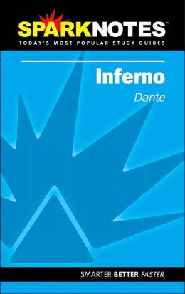 Inferno (SparkNotes Literature Guide Series)