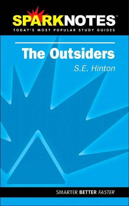 The Outsiders (SparkNotes Literature Guide Series)
