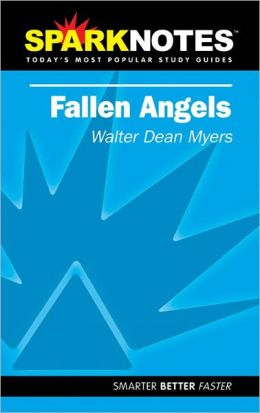 Fallen Angels (SparkNotes Literature Guide Series)