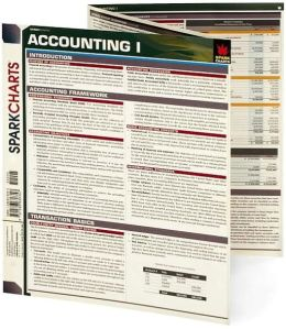 Accounting I (SparkCharts)