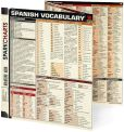 Book Cover Image. Title: Spanish Vocabulary (SparkCharts), Author: SparkNotes Editors