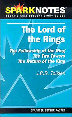 Lord of the Rings (3-in-1) (SparkNotes Literature Guide Series)