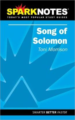 Song of Solomon (SparkNotes Literature Guide Series)