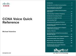 CCNA Voice Quick Reference