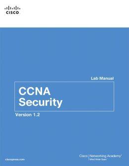 CCNA Security Lab Manual Version 1.2