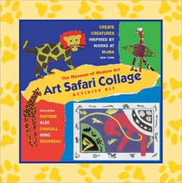 The Museum of Modern Art's Art Safari Collarge Activity Kit