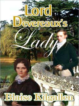 Lord Devereaux's Lady