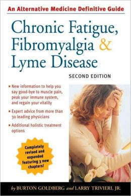 Chronic Fatigue, Fibromyalgia, and Lyme Disease
