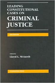 Leading Cases on Constitutional Justice