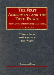 First Amendment and the Fifth Estate