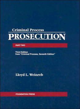 Prosecution, 2004
