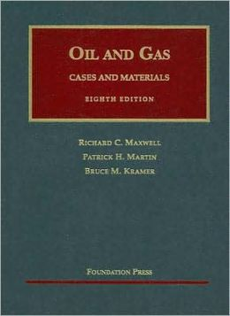 The\Law of Oil and Gas