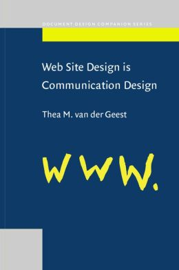 Web Site Design Is Communication Design
