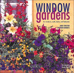 Country Living Window Gardens: Cameo Designs for Windows, Walls, and Balconies (Country Living Gardener Series)