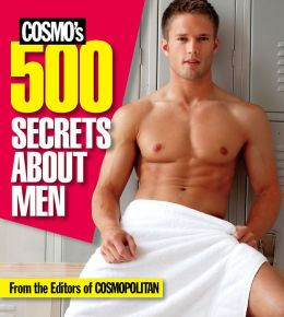 Cosmo's 500 Secrets About Men (PagePerfect NOOK Book)