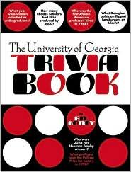 University of Georgia Trivia Book