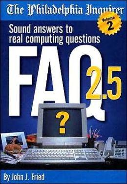 Faq 2.5: Sound Answers to Real Computing Questions