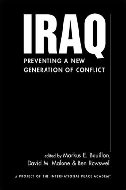 Iraq: Preventing a New Generation of Conflict