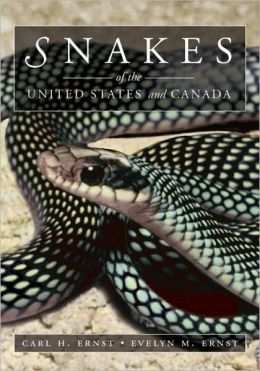 Snakes of the United States and Canada