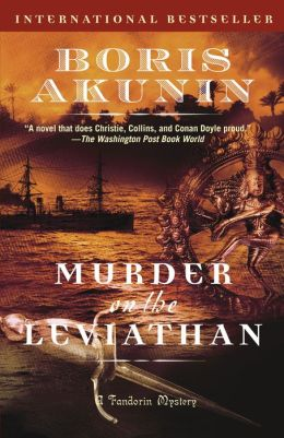 Murder on the Leviathan (Erast Fandorin Series #2)
