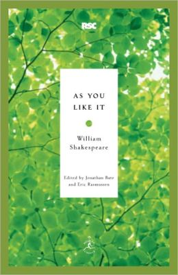 As You Like It (Modern Library Royal Shakespeare Company Series)