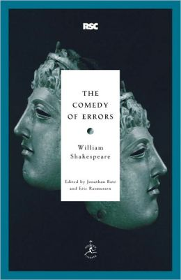 The Comedy of Errors (Modern Library Royal Shakespeare Company Series)