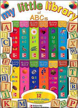 My Little Library of ABCs