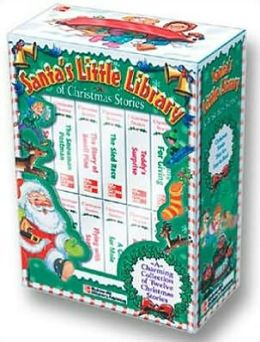 Santa's Little Library of Christmas Stories
