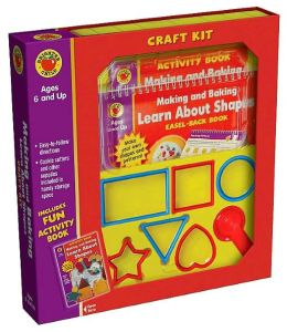Making and Baking Learn about Shapes: Craft Kits