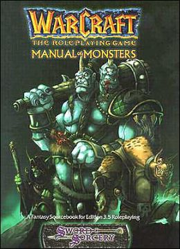 D&D Warcraft Manual of Monsters