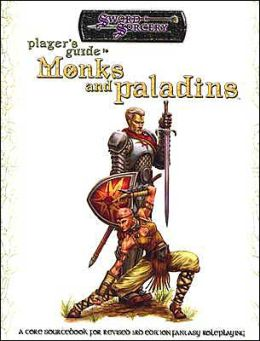 Player's Guide to Monks and Paladins