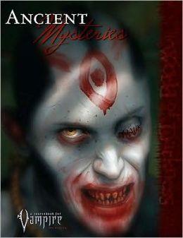 Vampire Anicent Mysteries