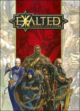 Exalted Character Pad