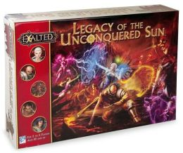 Exalted Legacy of the Unconquered Sun