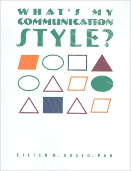 What's My Communication Style? PG