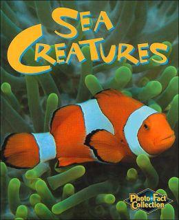 Sea Creatures (Eyes On Nature Series)
