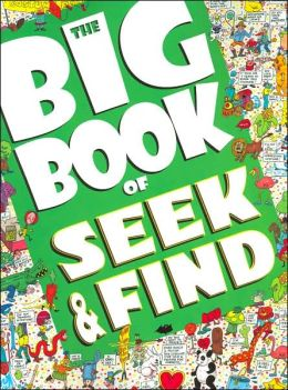 The Big Book of Seek & Find