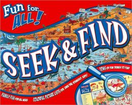 Fun for All! Seek & Find Fun Pads