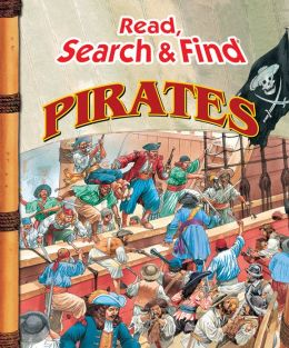 Pirates (Read, Search & Find Series)